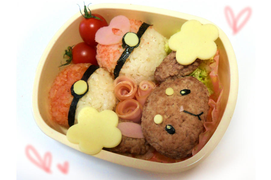 pokemon bento tutorial by minicuteclub