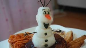 Do you want to build an edible snowman?