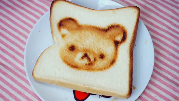 DIY Character Toast (with tutorial)