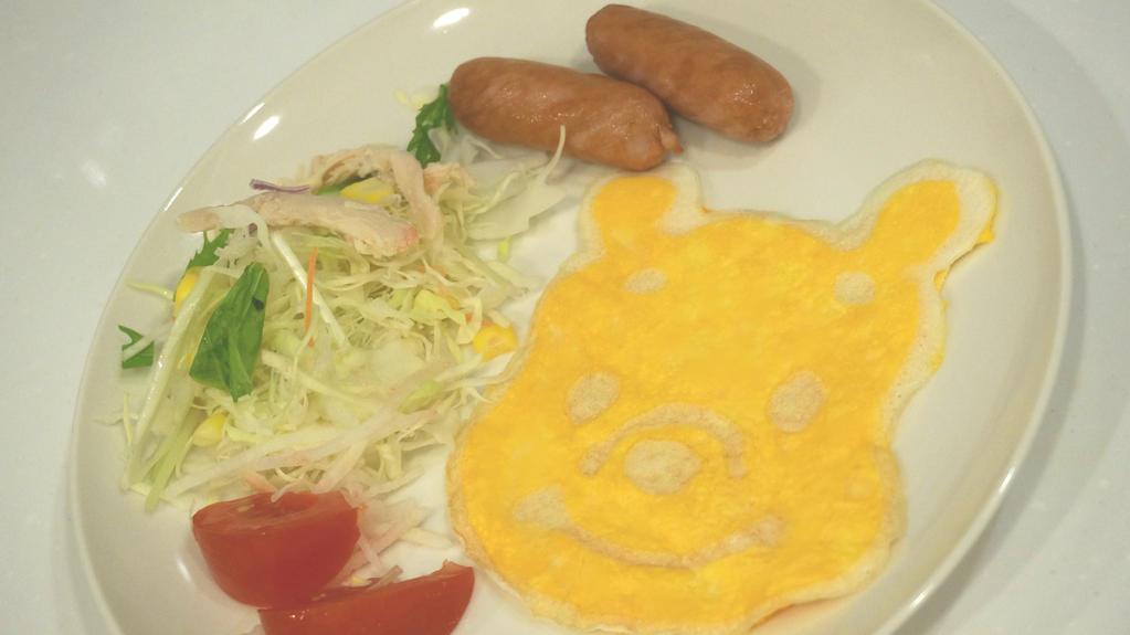 Character Omelette (tutorial inside) by minicuteclub