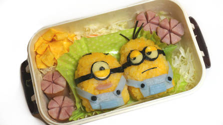Minions for lunch! (Tutorial inside)