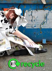 Recycle Girl 02