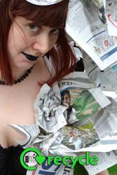 Recycle Girl 06