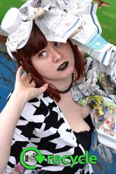 Recycle Girl 08