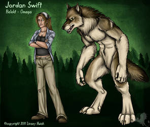 Jordan Swift - Moontouched by sidian