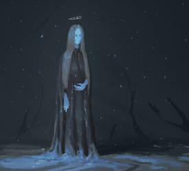 snow queen by cgartMan5ON