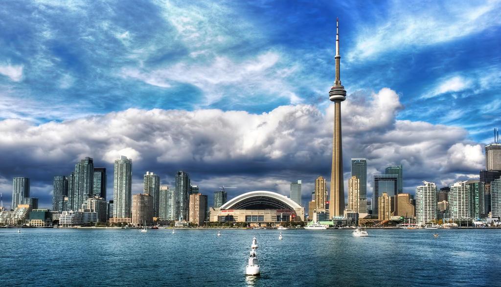 Toronto by mehmetonder