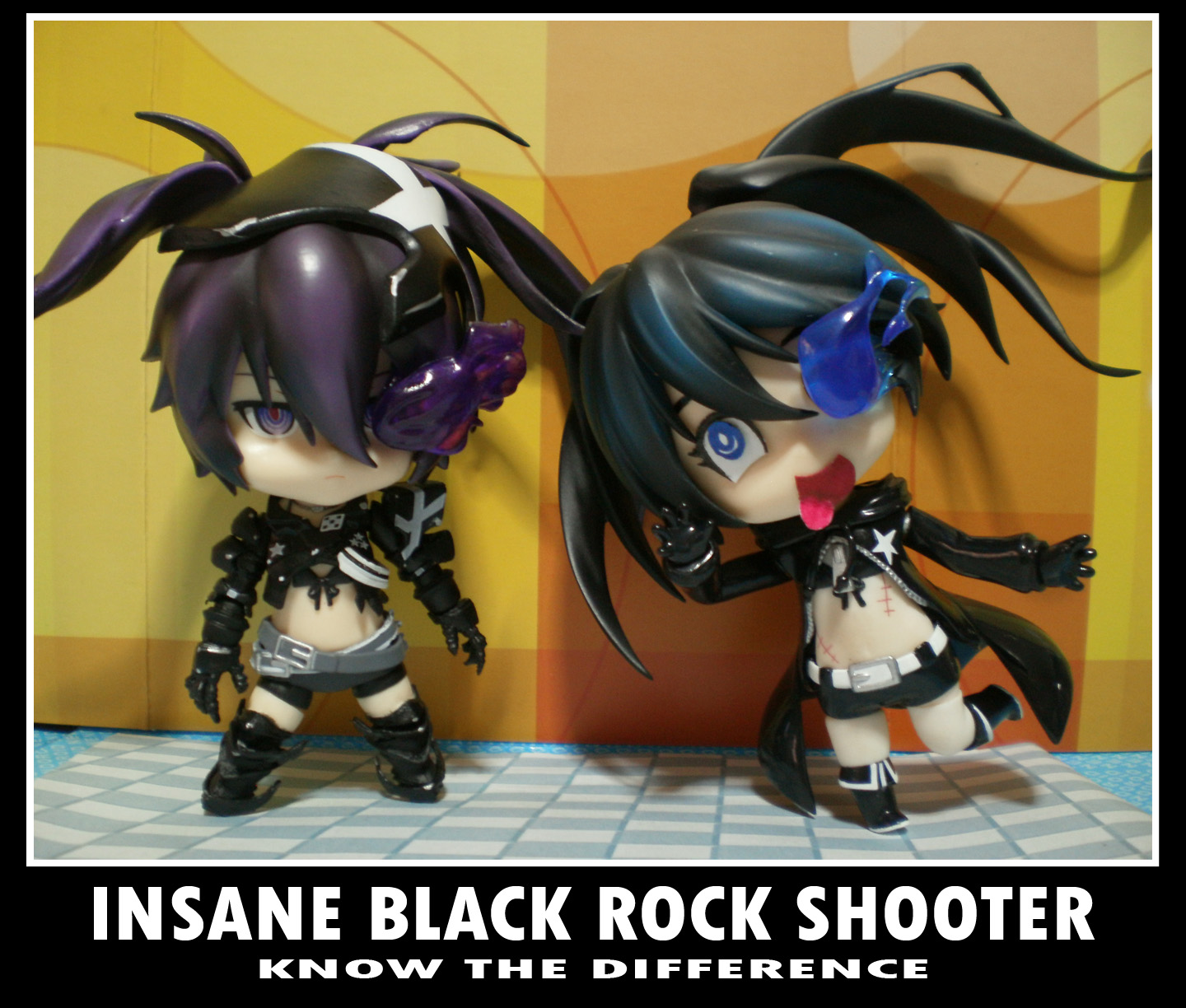 Insane BRS... Know the Difference by artlim21
