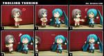Trolling Tsukiko