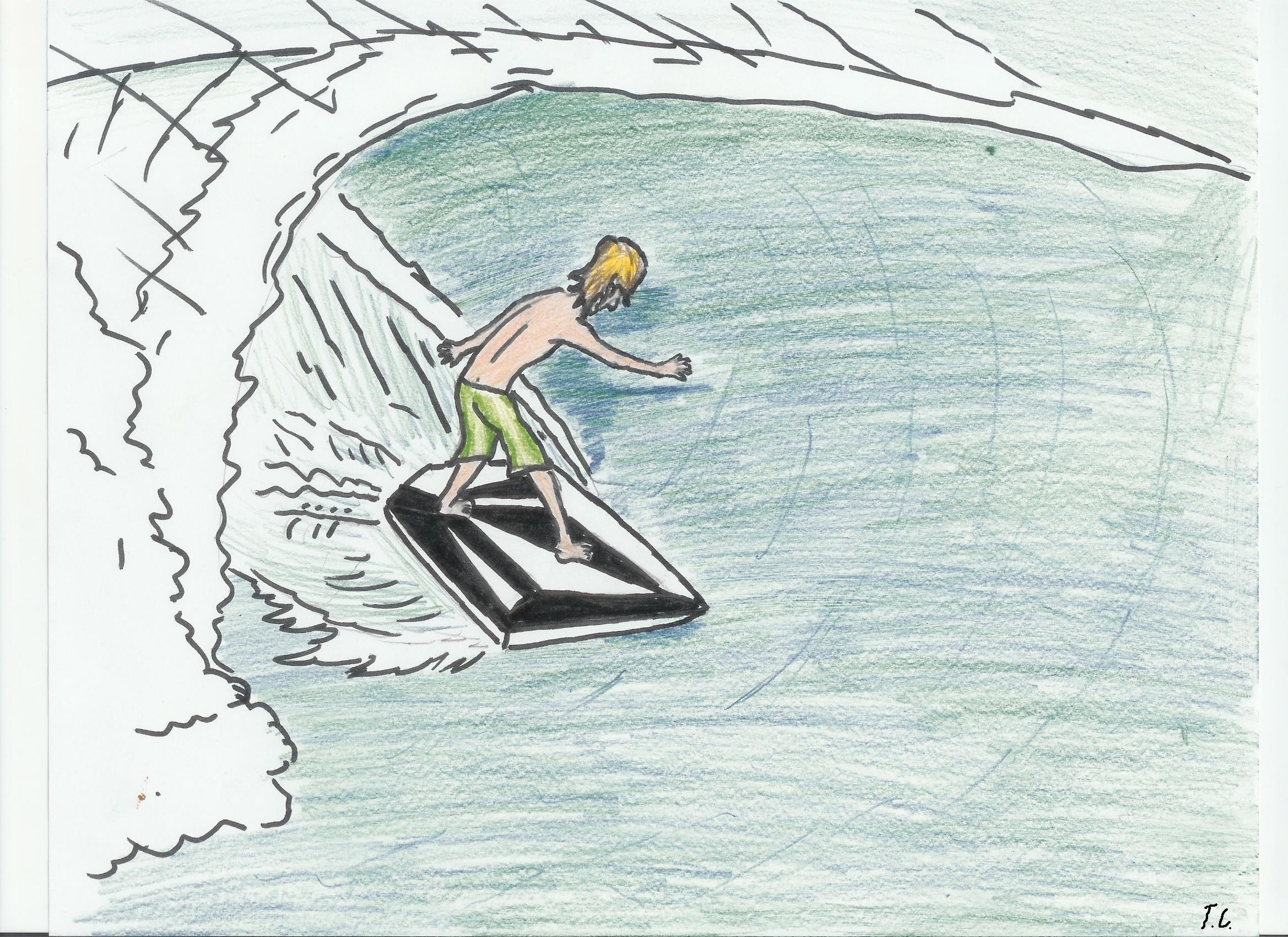 For Volcom by SurfArtist on DeviantArt