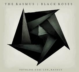 Black Roses en MS Paint by Kissa-TR