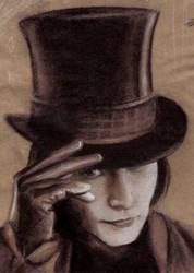Willy Wonka by Kissa-TR