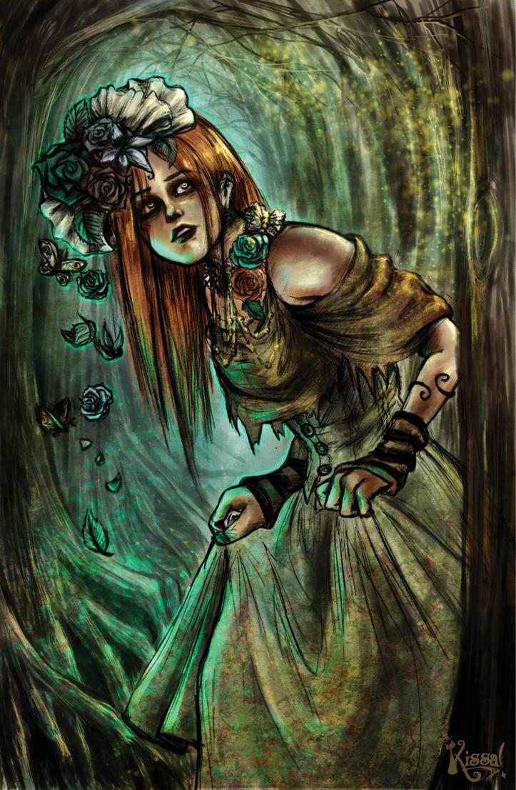 Dentro del bosque by Kissa-TR