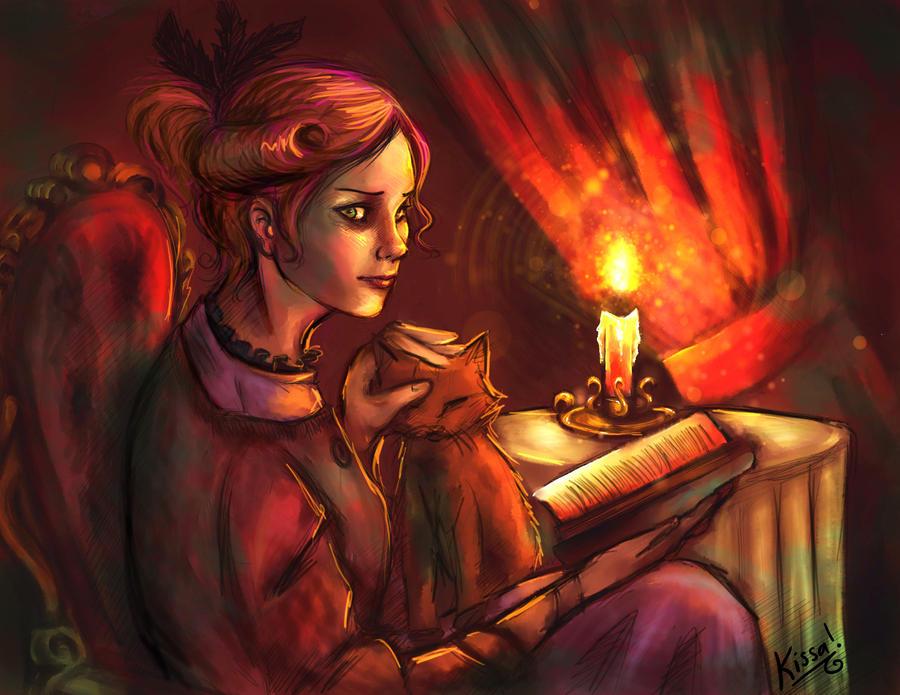 Lectura by Kissa-TR