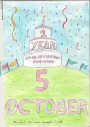 1 year by CJ-DB