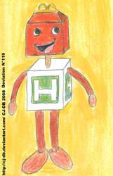 Macdo child by CJ-DB