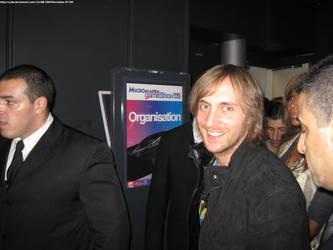 David Guetta by CJ-DB