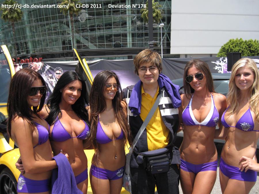 E3 2011: Me and women