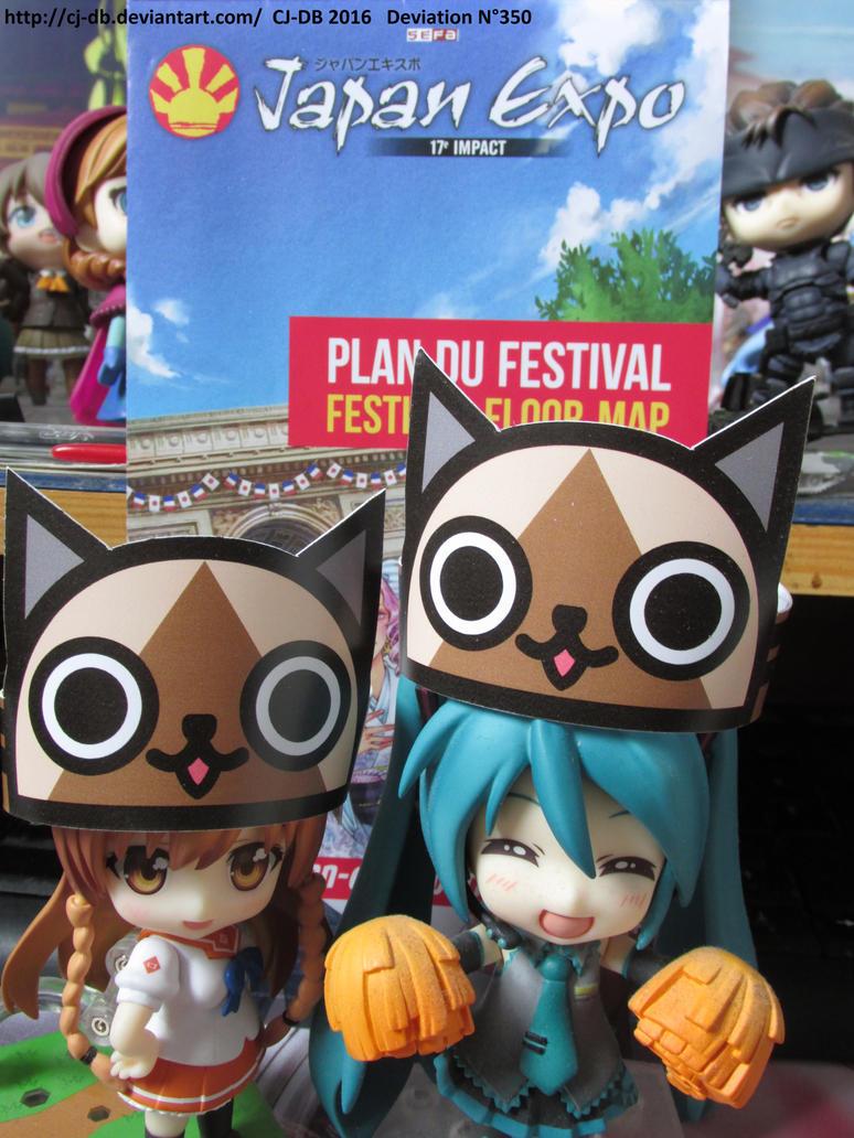 Japan Expo 2016 by CJ-DB