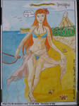 10 years with Marin in Dream Beach by CJ-DB