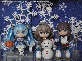 Merry Christmas by CJ-DB