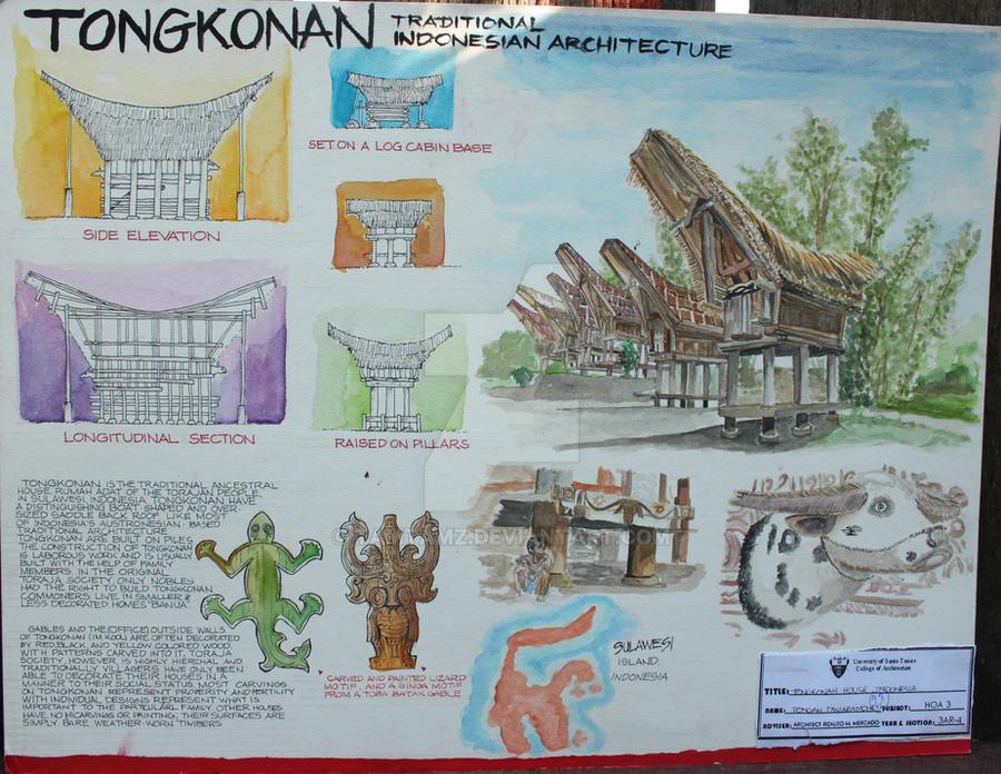 Rooms: Tongkonan Indonesian House By TamTamZ On DeviantArt