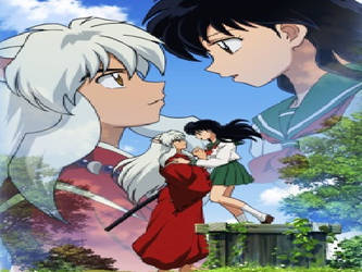 Inuyasha and Kagome forever by Sango1994