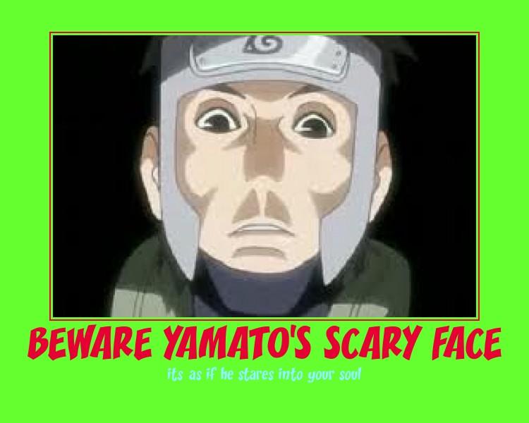 Naruto Yamato Scary Face | www.imgkid.com - The Image Kid ...