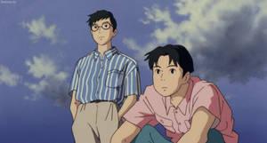 Taku and Yukata