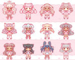 63# Small Pastel Adopts Auction (OPEN) FREE SB by Bai-leys