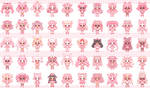 65# Pink Adopts Auction (OPEN) FREE SB| 5$ AB by Bai-leys