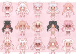 66# Pink Adopts Auction (OPEN) FREE SB by Bai-leys