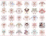 84# Cute Small Adopts Batch Auction (CLOSED) by Bai-leys