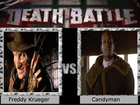 Freddy Krueger vs Candyman