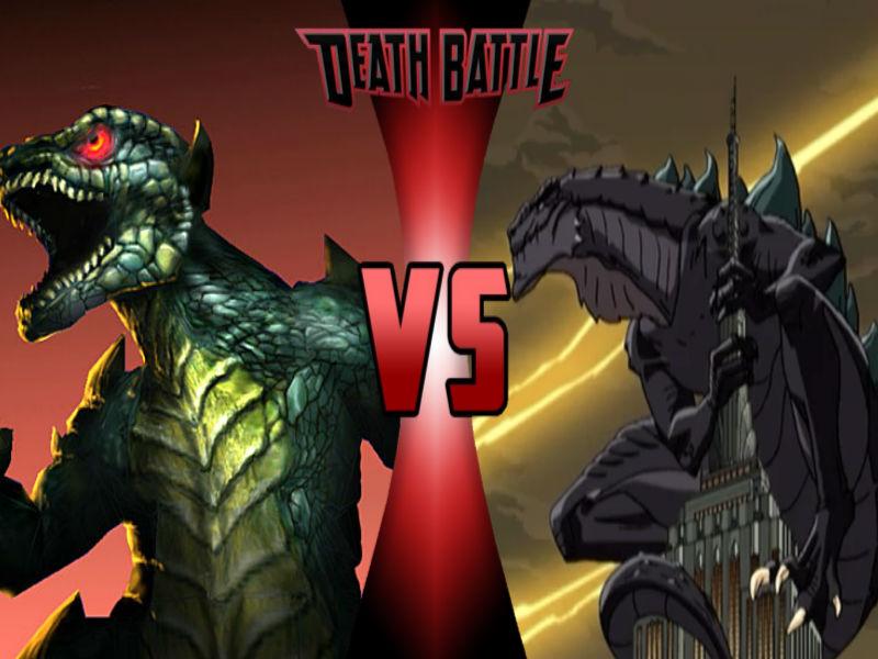 Zilla Vs Godzilla Togera vs Zilla Jr. by...