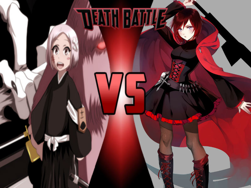 Yachiru Kusajishi Vs Ruby Rose By ToxicMouse77