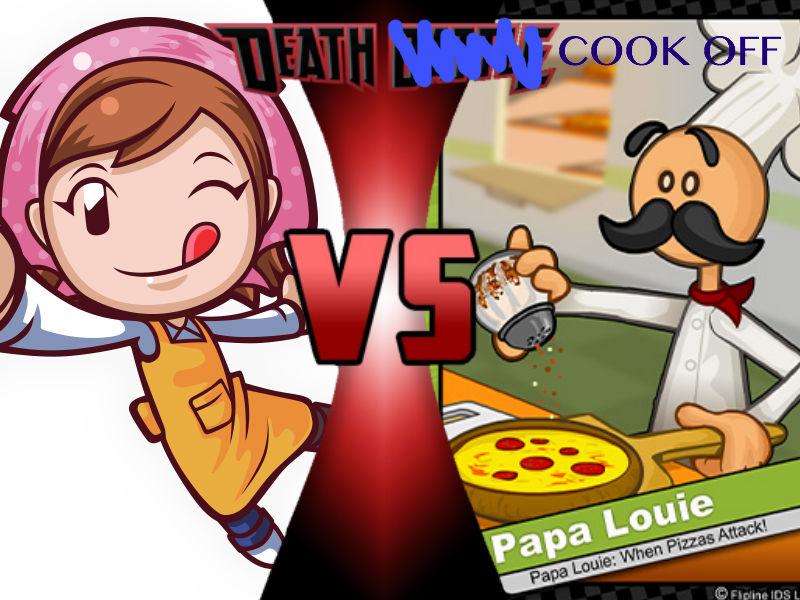 game papa cupcakeria
