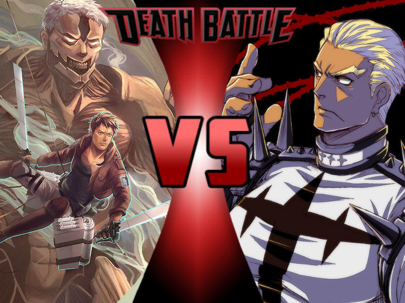 Reiner Braun Vs Ira Gamagori By Toxicmouse77 On Deviantart