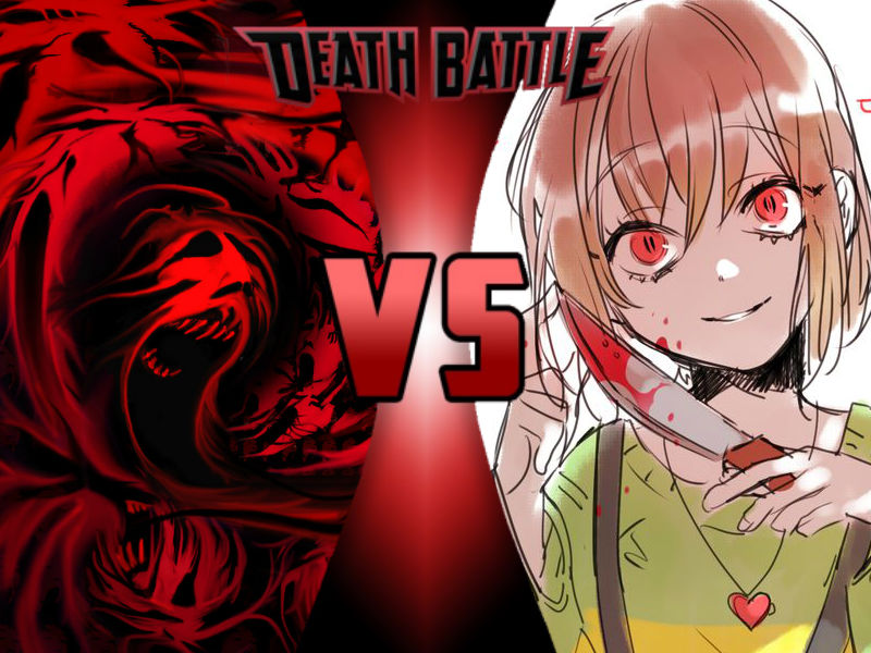 Giygas vs Chara by ToxicMouse77 on DeviantArt