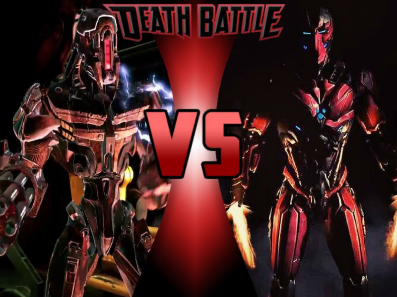 Kilgore vs Sektor by ToxicMouse77