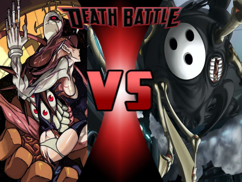 Double vs Arakune by ToxicMouse77
