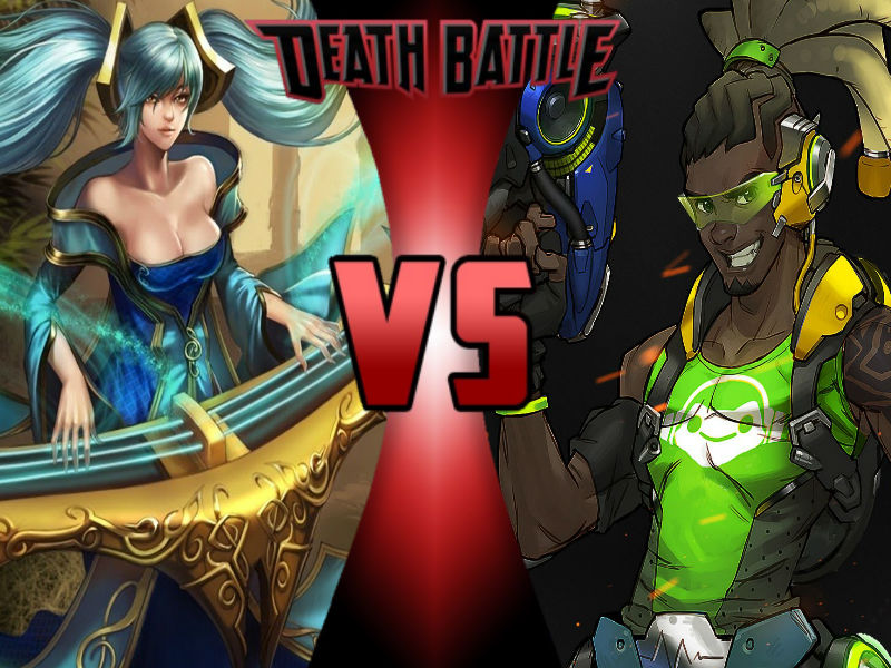 Sona vs Lucio by ToxicMouse77