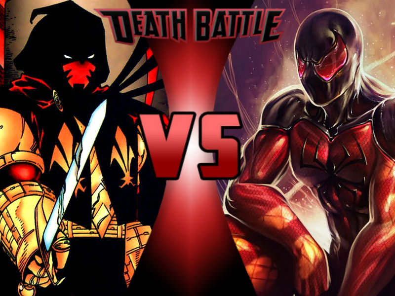 Azrael vs Kaine 2 by ToxicMouse77