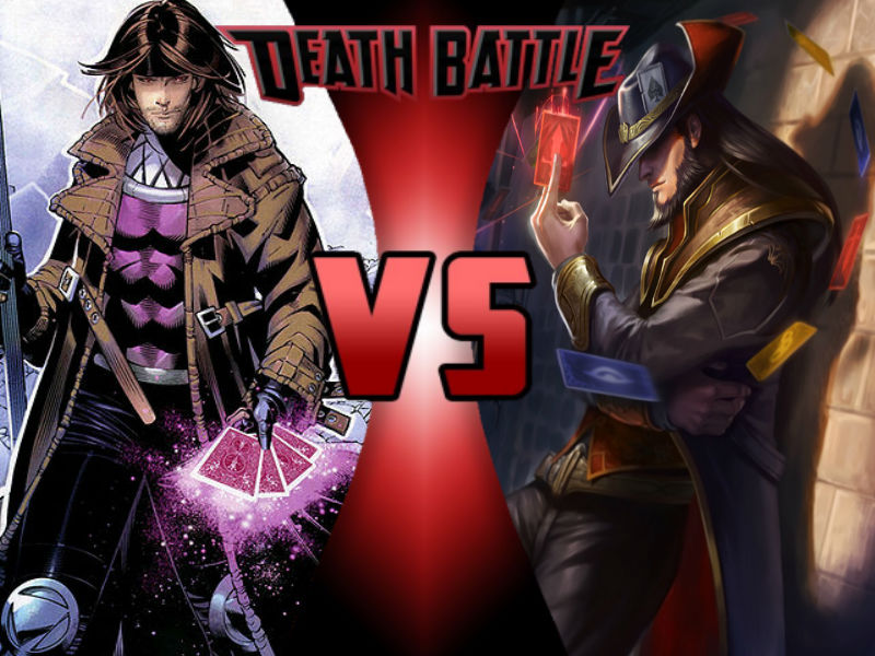 Gambit vs Twisted Fate by ToxicMouse77