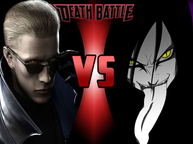 Wesker vs Orochimaru by ToxicMouse77