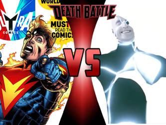 Ultra Comics vs Mr Nobody