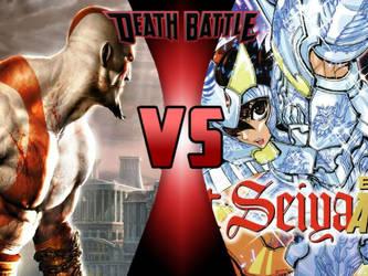 Kratos vs Pegasus Seiya