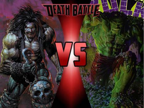 Lobo vs Hulk