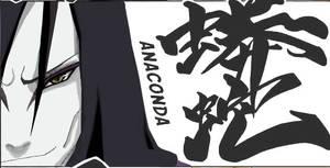 Orochimaru 2 by ShikamaruSama