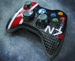 Mass Effect 2 Controller Mod by velocitti